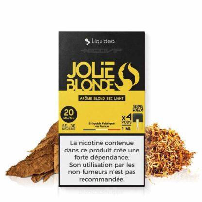 Pods Liquideo WPOD Jolie Blonde