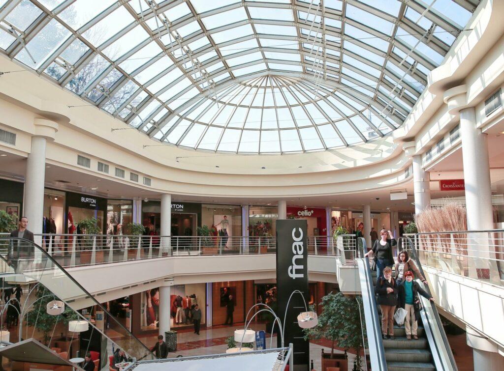 Centre commercial Victor Hugo à Valence